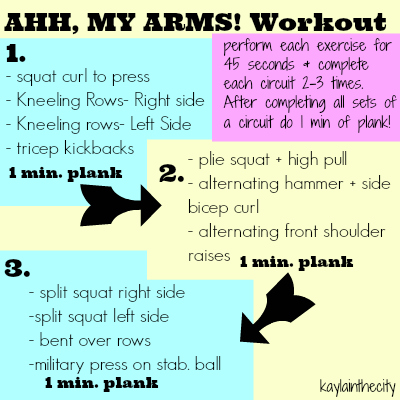 No Equipment Workout Arms V Cut Abs Home